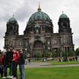 Continuamos viviendo experiencias en Berlín, partidos de fútbol, comidas típicas y practicando inglés