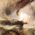 Olas gigantes que os rompéis bramando en las playas desiertas y remotas, envuelto entre la sábana de espumas, ¡llevadme con vosotras! Ráfagas de huracán que arrebatáis del alto bosque las marchitas hojas, arrastrado en el ciego torbellino, ¡llevadme con vosotras! Nubes de tempestad que rompe el rayo y en fuego […]