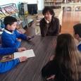 Entrevista realizada al escritor vitoriano durante su visita a nuestro colegio el pasado 12 de Febrero