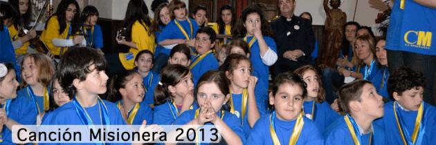 Canción Misionera 2013