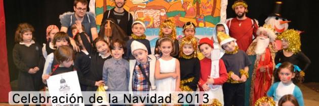 Celebración de la Navidad 2013
