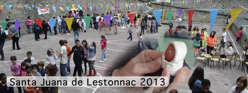 Santa Juana de Lestonnac 2013