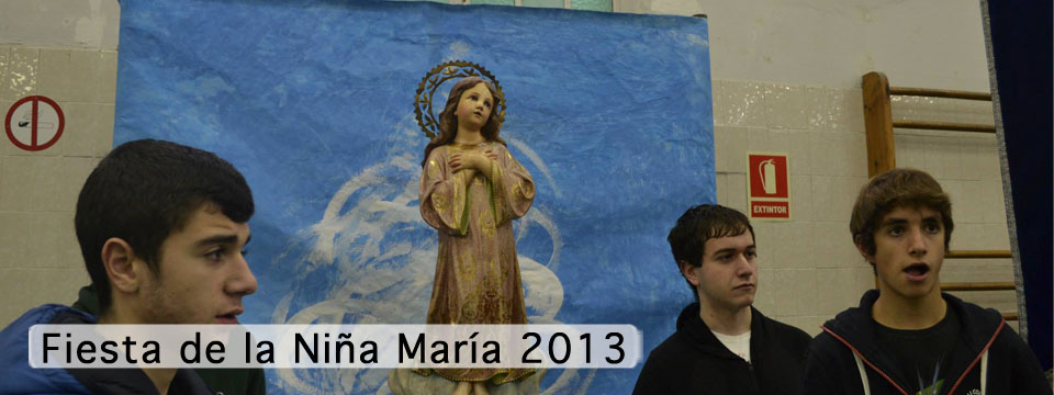 Niña María 2013