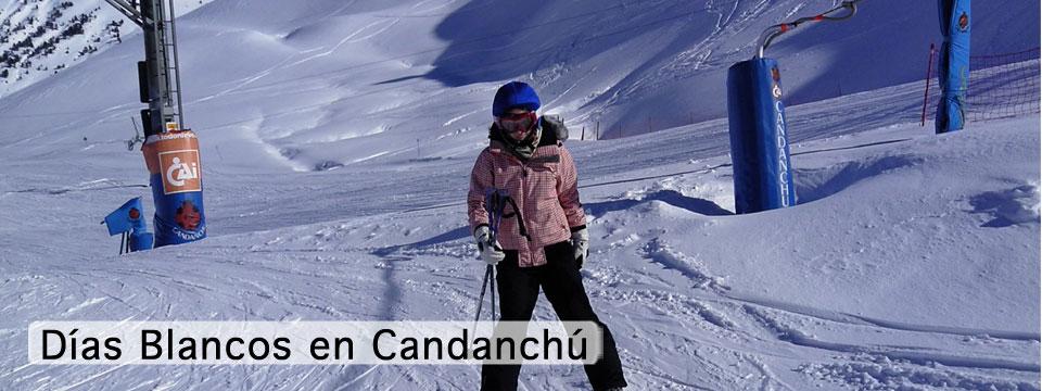 Días Blancos en Candanchú