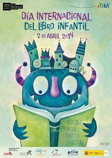 ¡Feliz Día Internacional del Libro Infantil!