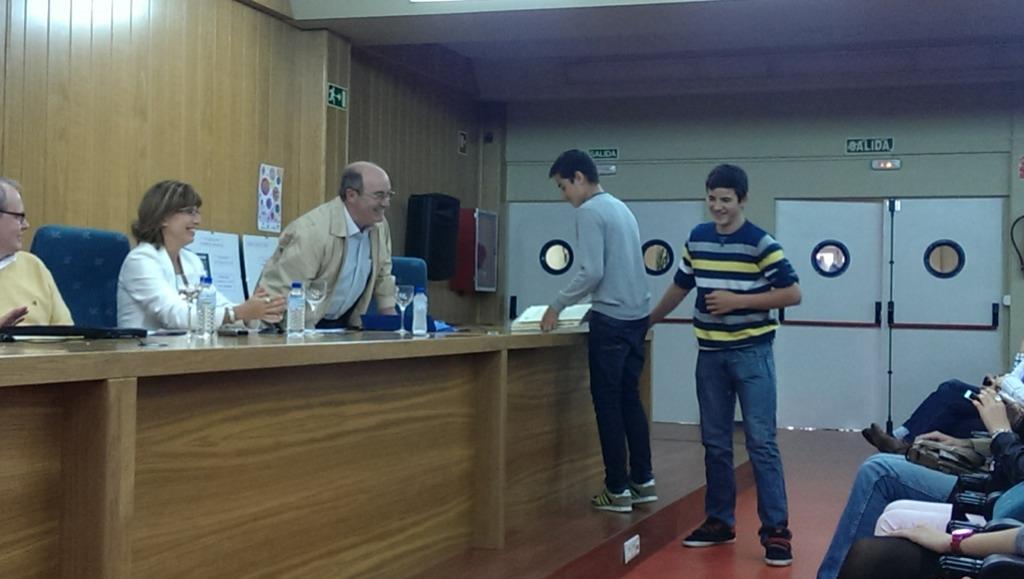 Premios de Fotografía Matemática 2014